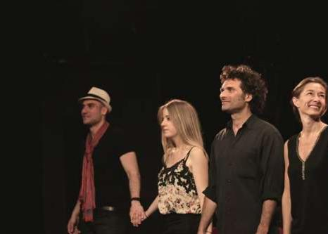 Guitry jour du spectacle des Ateliers Théâtre Thierry Hamon